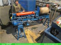 Фотография номер 6 Гидравлического Дровокола — ГДР-12 усилием 12 тонн купить в Киеве
